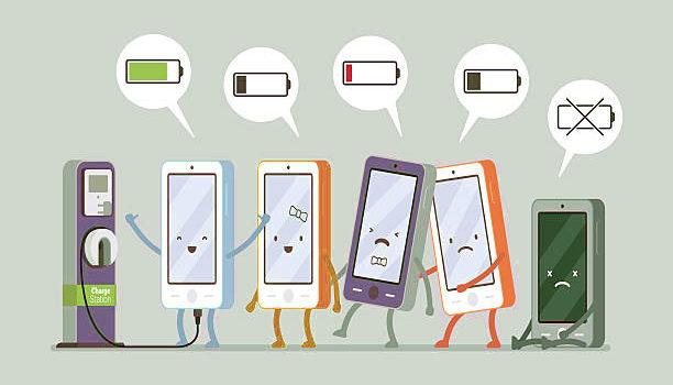 Les smartphones